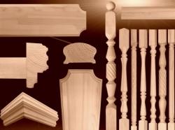 Элементы лестниц из кованного металла